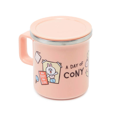 LINE FRIENDS CONY Stainless Steel Mug