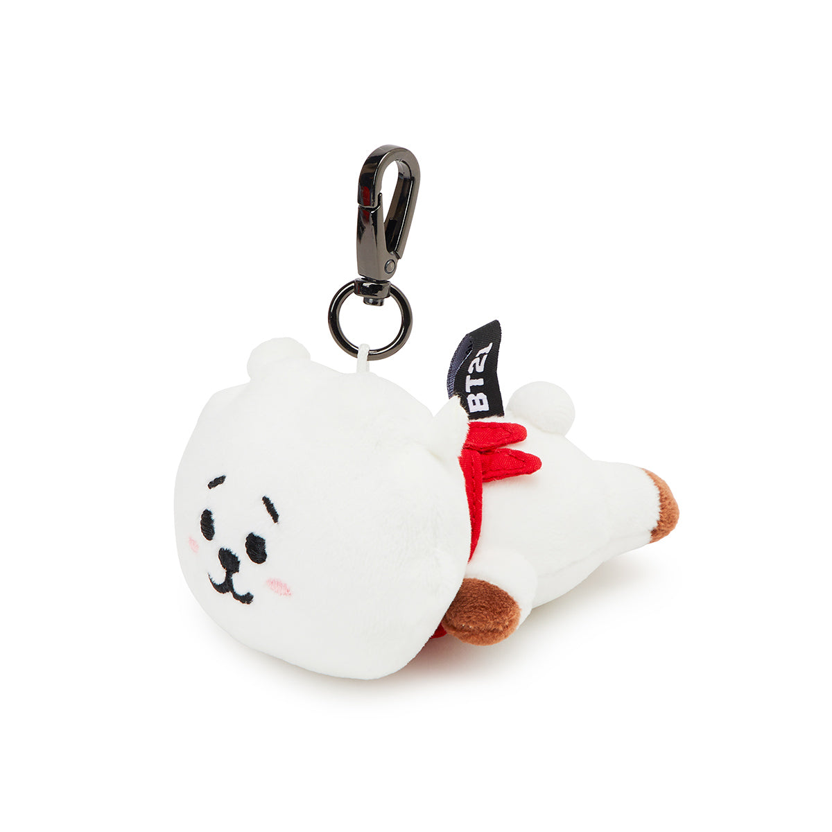 BT21 RJ Soft Plush lying Bag Charm