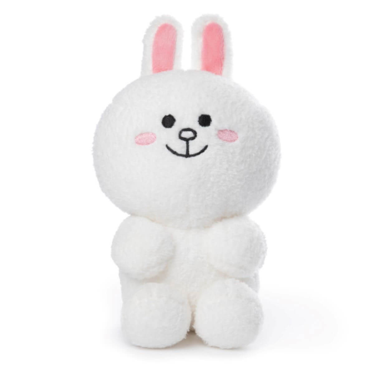 LINE FRIENDS CONY Napped Sitting Plush Doll (S)