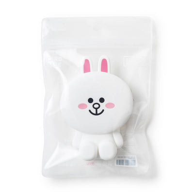 CONY Silicone Zippered Card Wallet