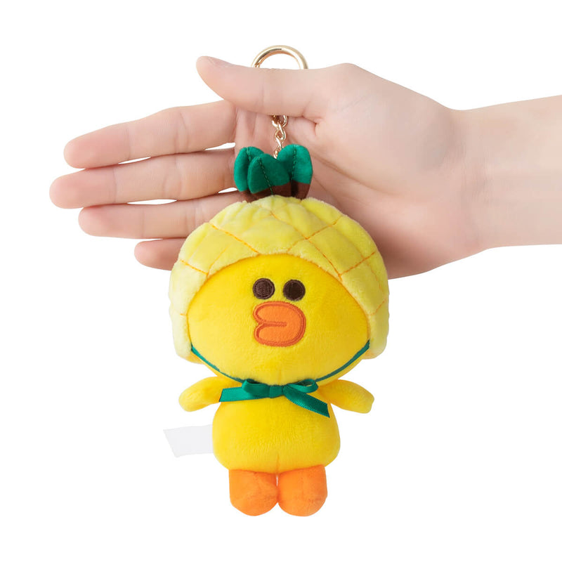 LINE FRIENDS SALLY Fruity Plush Bag Charm