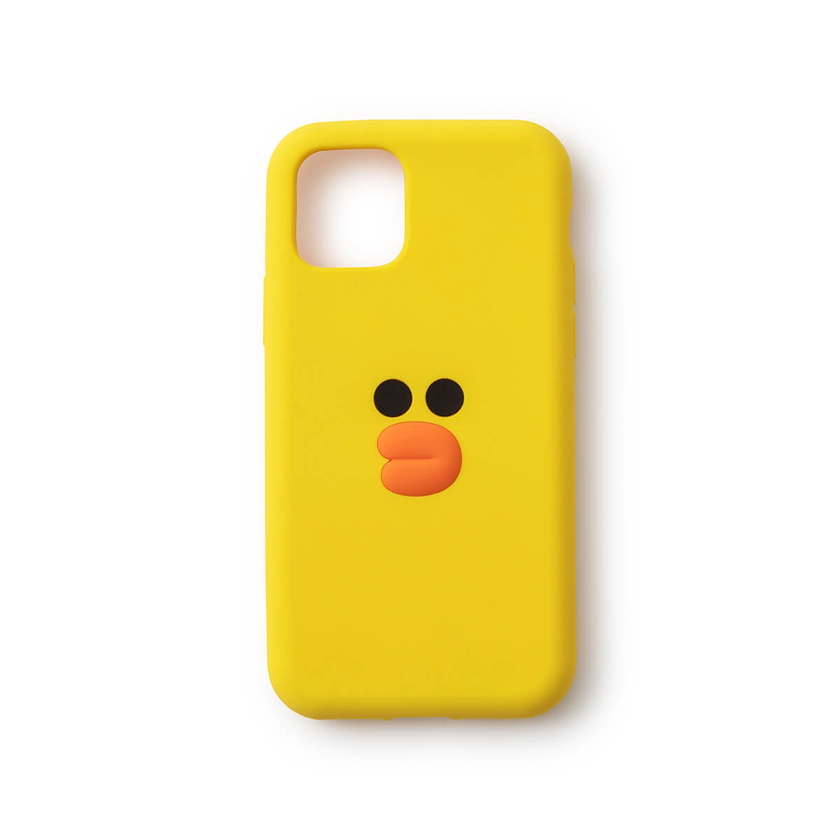 LINE FRIENDS SALLY iPhone 11 Silicone Phone Case