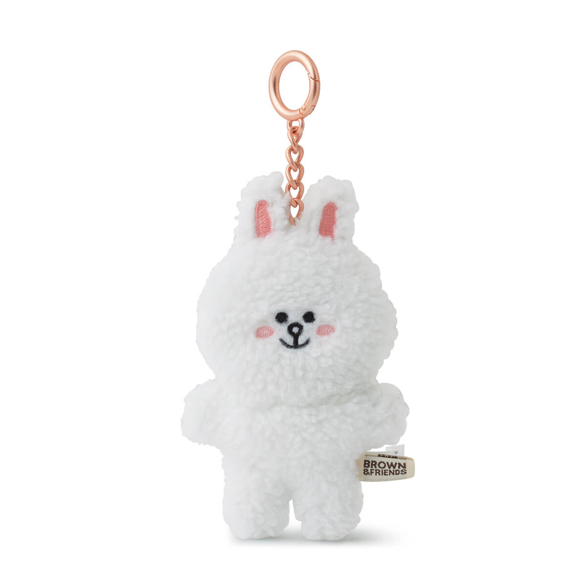 LINE FRIENDS CONY Boucle Doll Keychain