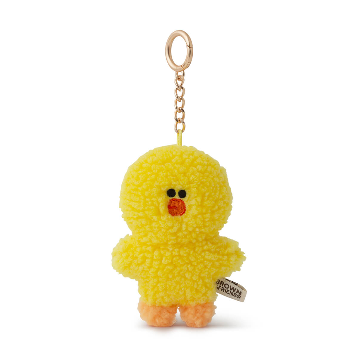LINE FRIENDS SALLY Boucle Doll Keychain
