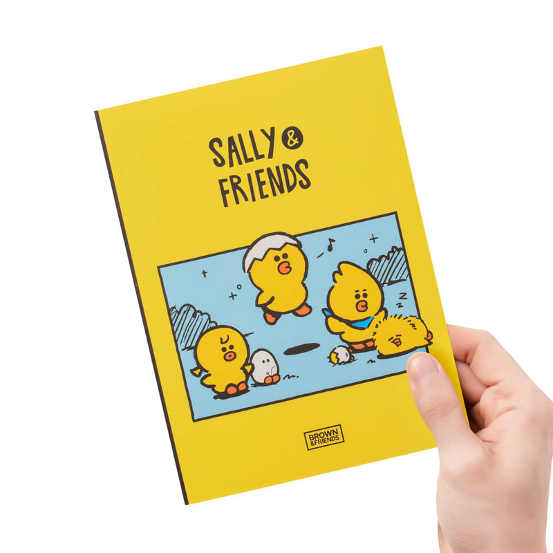 LINE FRIENDS SALLY FRIENDS Sticky Notes Memo Set