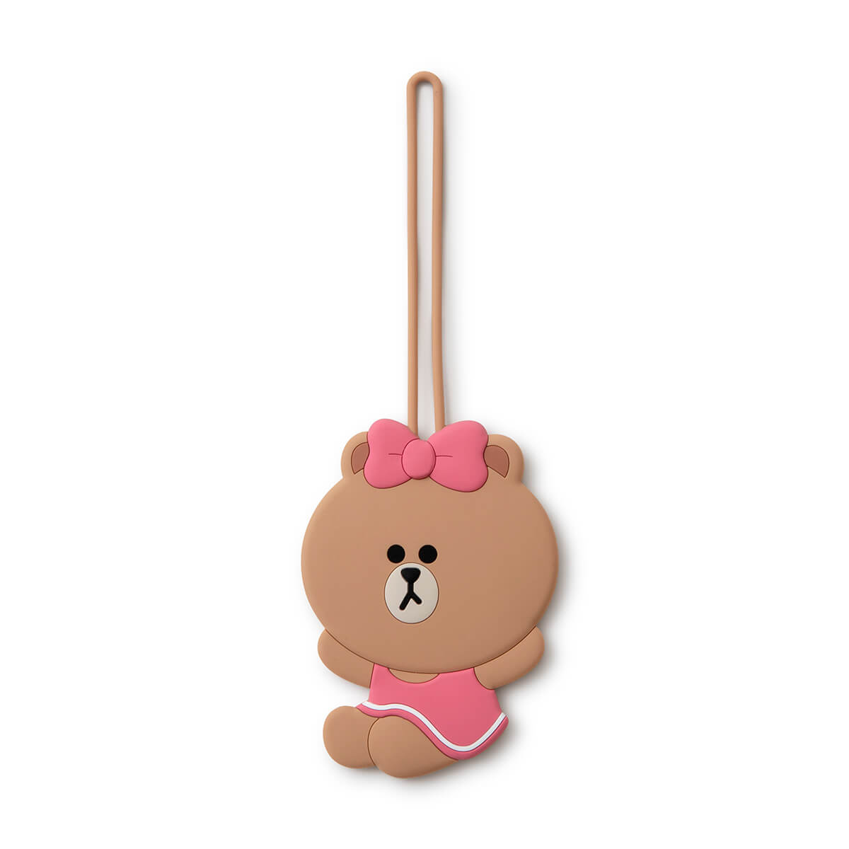 CHOCO Silicone Luggage Name Tag