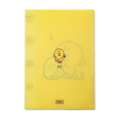 LINE FRIENDS SALLY FRIENDS Index PP Folder Yellow