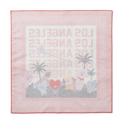 BT21 The City Edition: Los Angeles Bandana