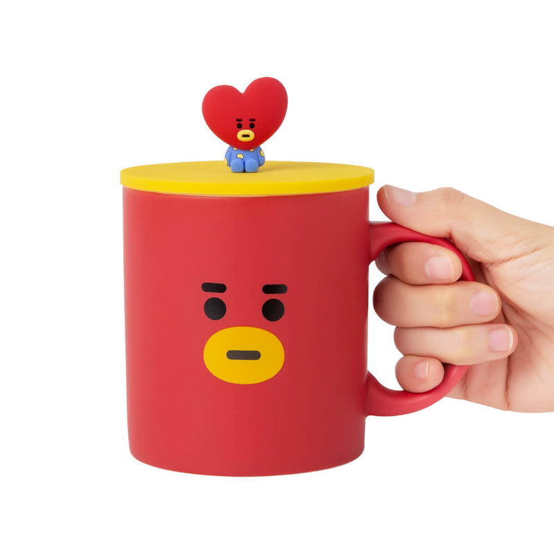 BT21 TATA Basic Mug Cup & Cover