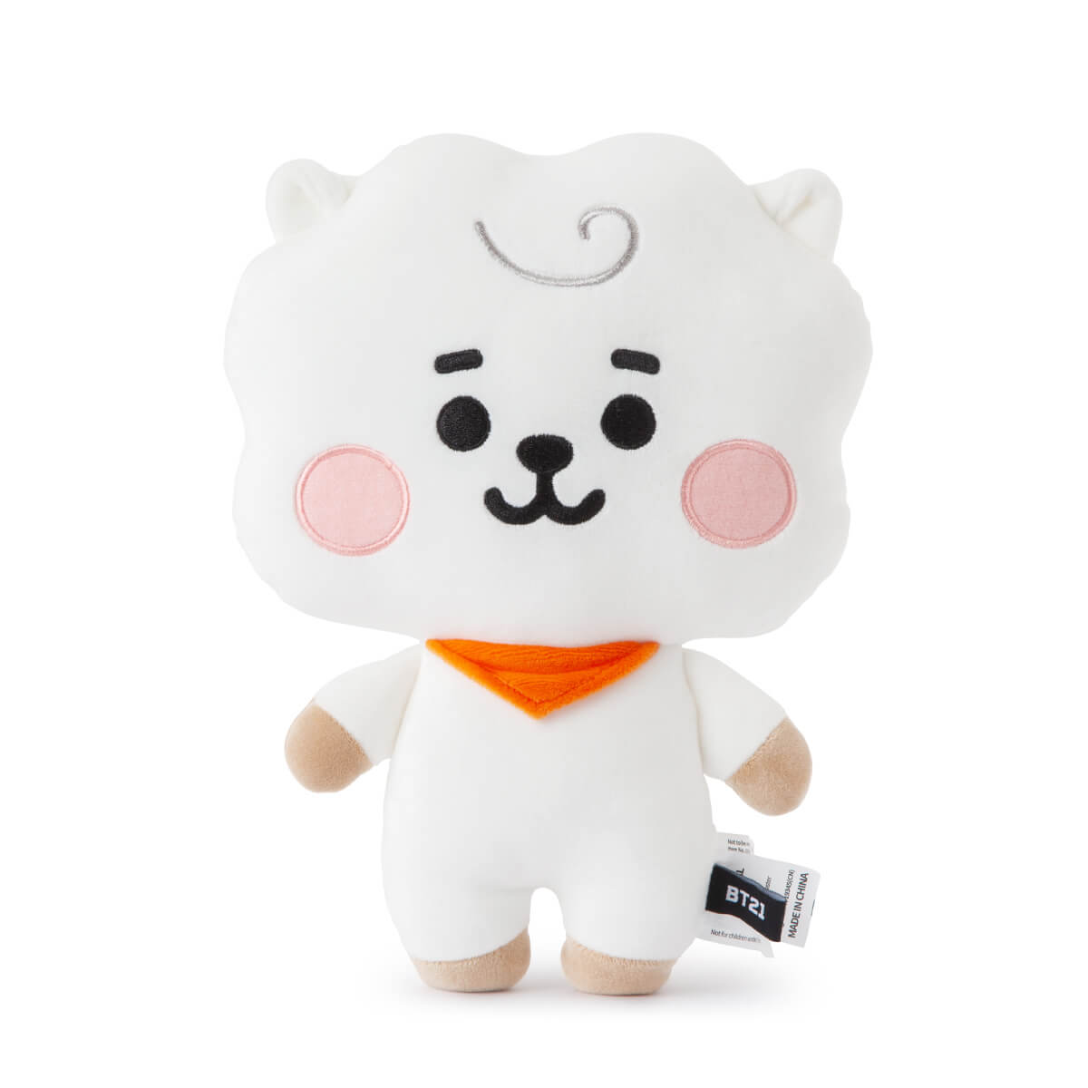 BT21 RJ Baby Mini Body Cushion