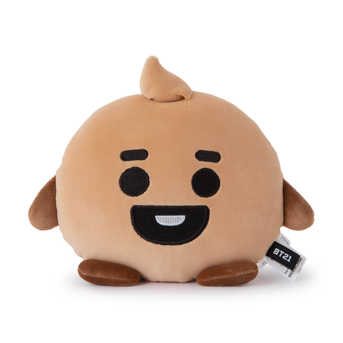 BT21 SHOOKY Baby Mini Body Cushion