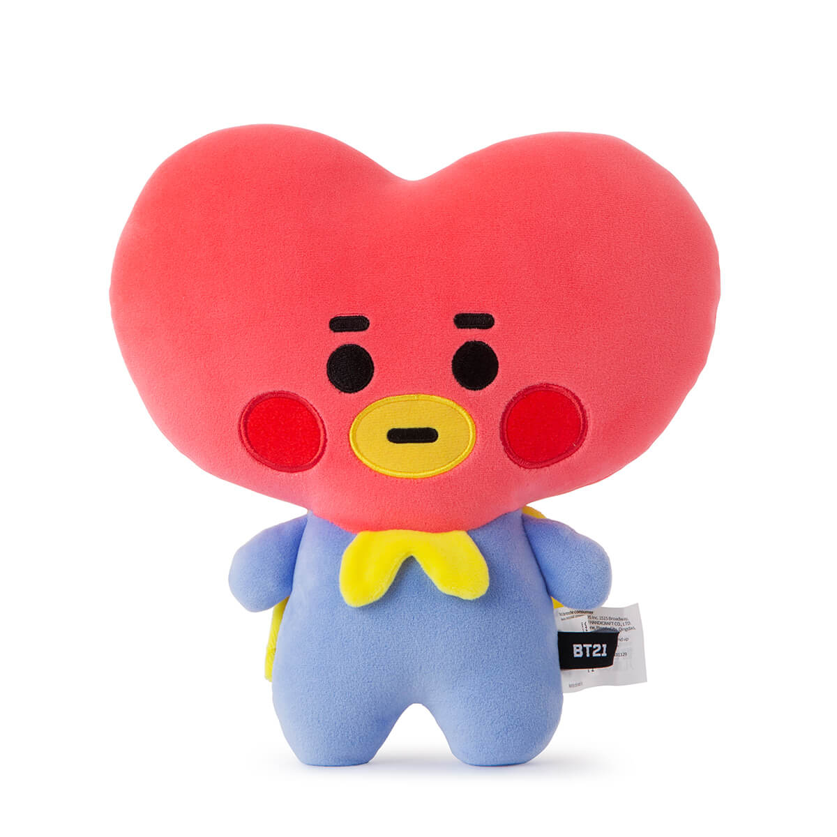 BT21 TATA Baby Mini Body Cushion