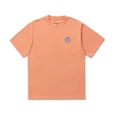 BT21 COOKY 20 FLOWER T-Shirt Coral