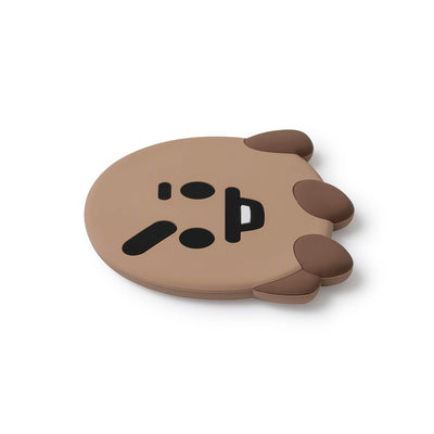 BT21 SHOOKY Mini Hand Mirror