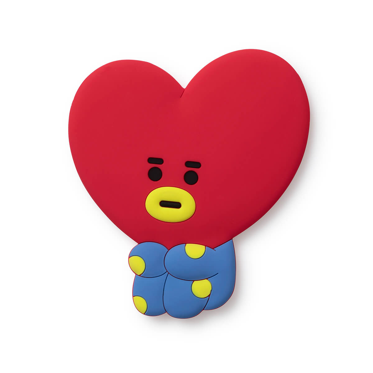 BT21 TATA Mini Hand Mirror