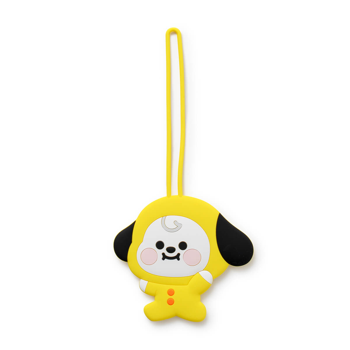 BT21 CHIMMY Baby Silicone Name Tag