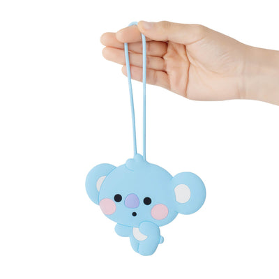 BT21 KOYA Baby Silicone Name Tag