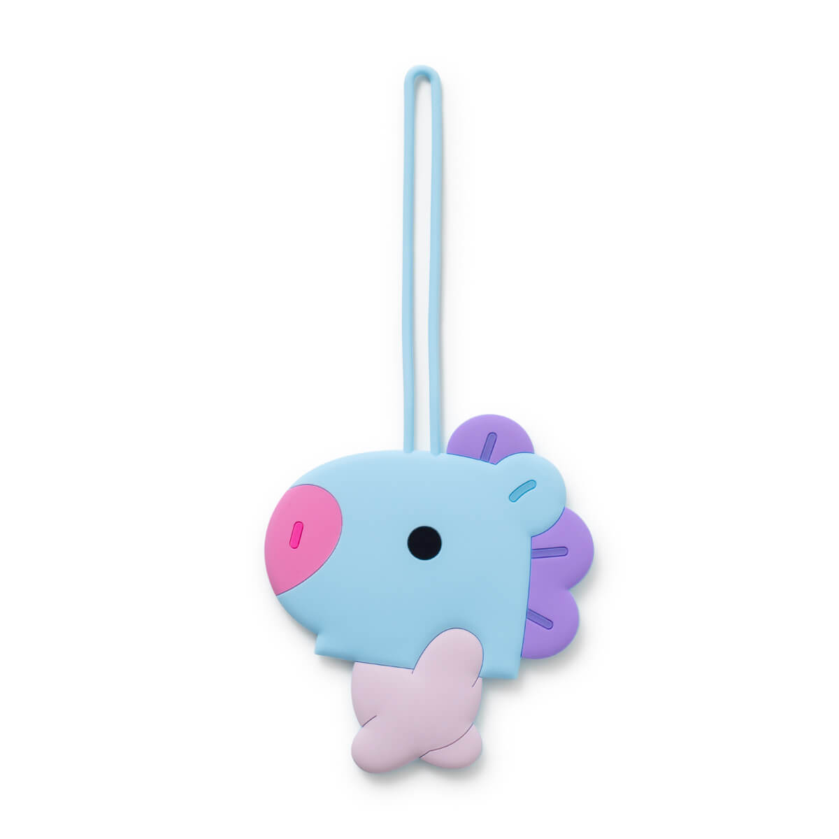 BT21 MANG Baby Silicone Name Tag