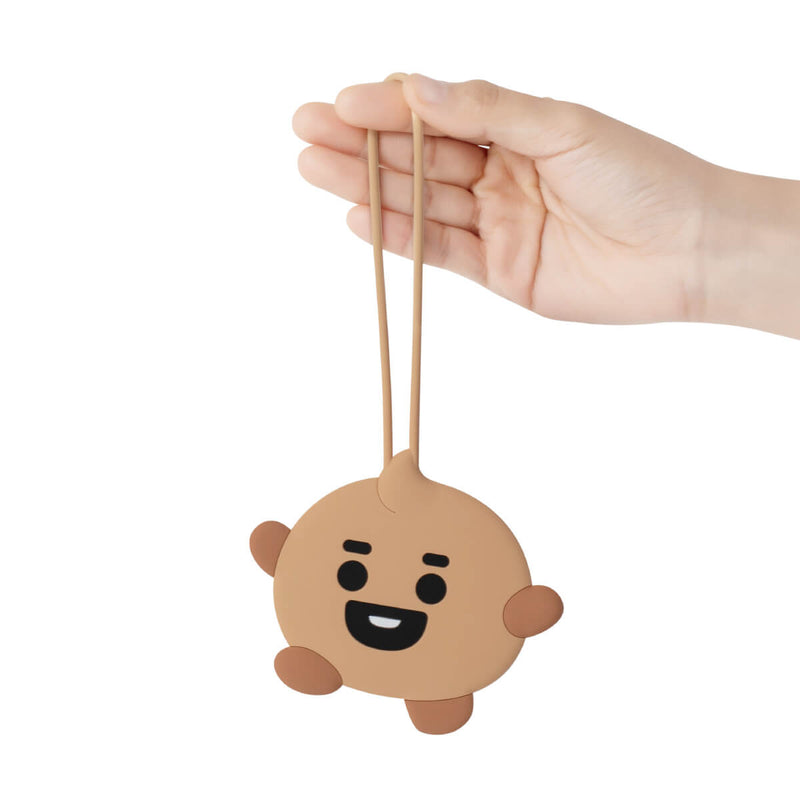 BT21 SHOOKY Baby Silicone Name Tag