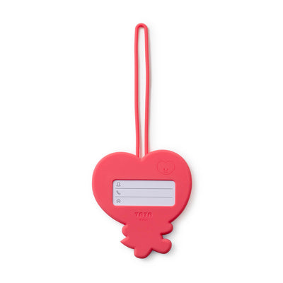 BT21 TATA Baby Silicone Name Tag