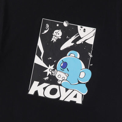 BT21 KOYA  Space Squad T-Shirt