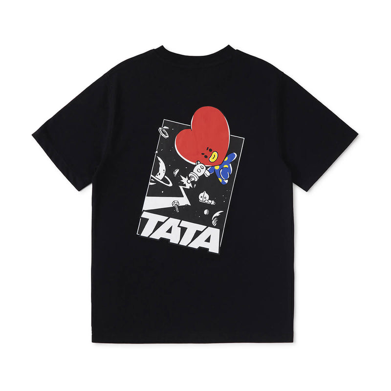 BT21 TATA  Space Thunder T-Shirt