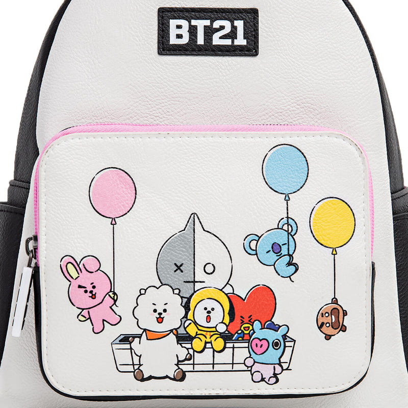 BT21 Balloon Urban Mini Backpack