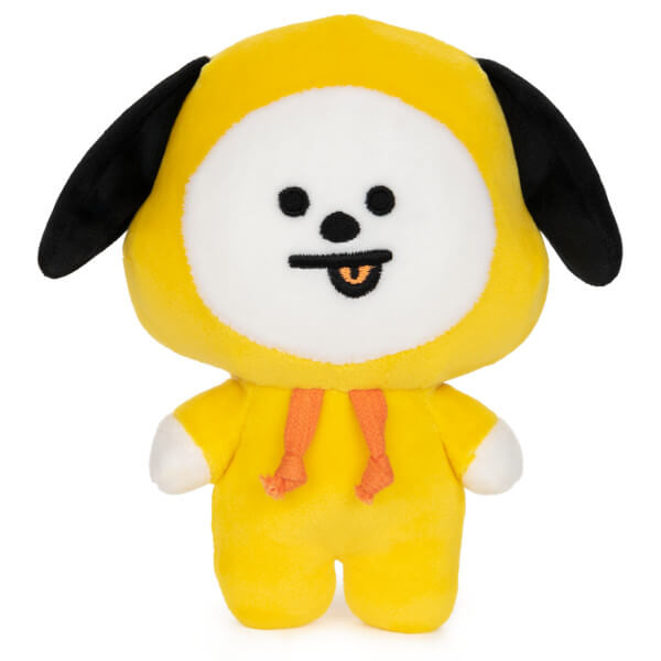 BT21 CHIMMY Plush Standing Doll