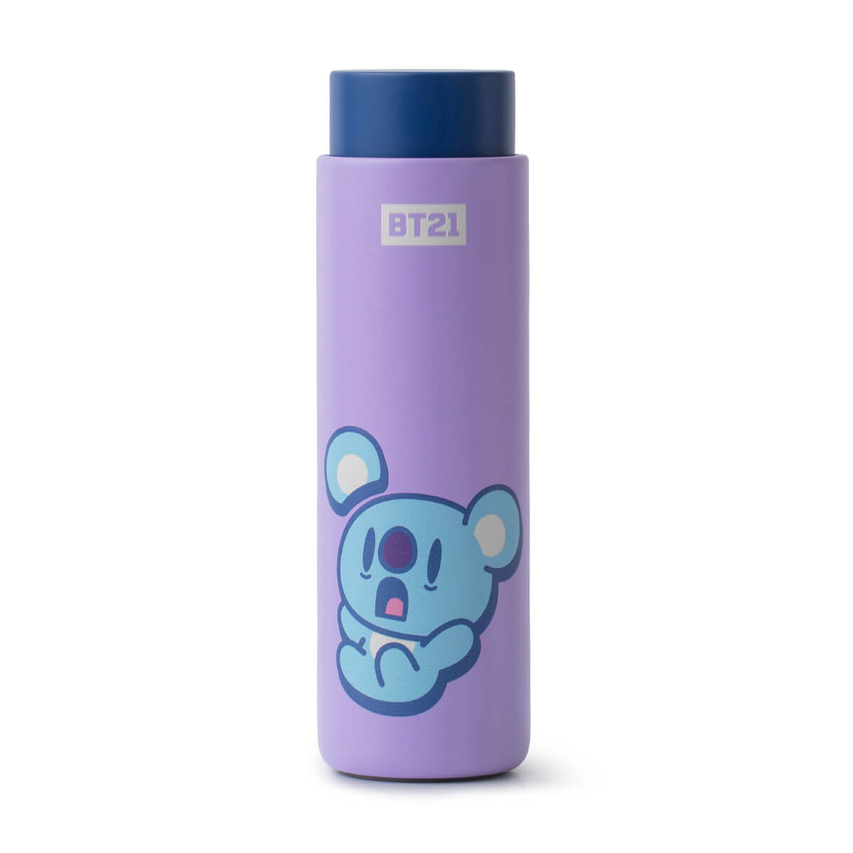 BT21 KOYA Lock & Lock Slim Tumbler + Bag Set