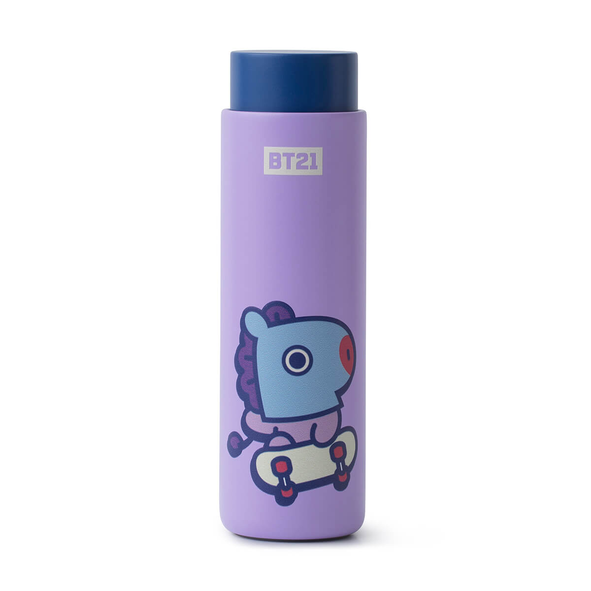 BT21 MANG Lock & Lock Slim Tumbler + Bag Set