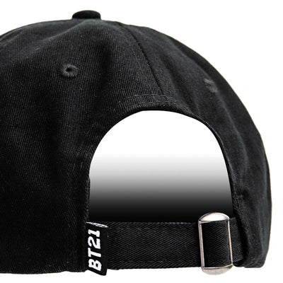 BT21 Group Logo Cap Black