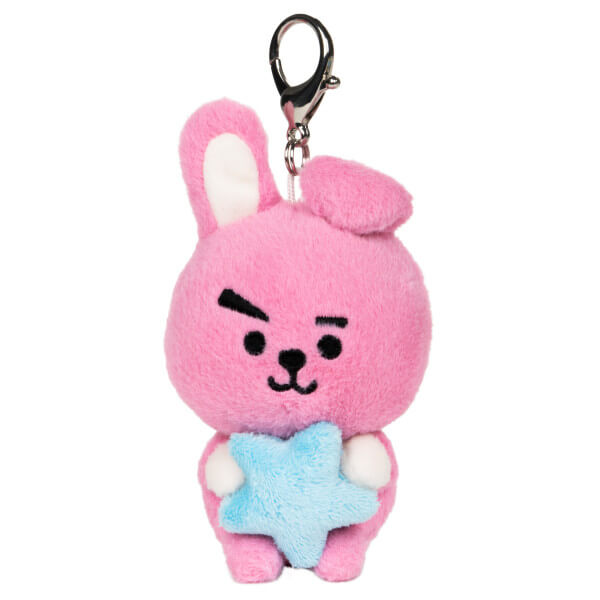 BT21 COOKY Bumble Buddy Clip