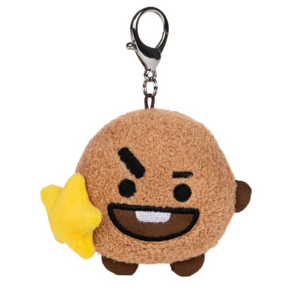 BT21 SHOOKY Bumble Buddy Clip