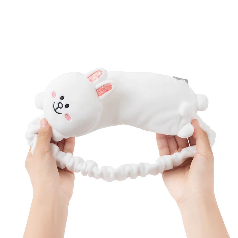 LINE FRIENDS CONY Doll Sleeping Masks