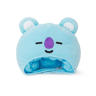 BT21 KOYA Plush Bighead Doll Hat