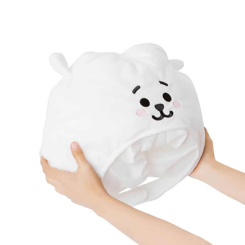 BT21 RJ Plush Bighead Doll Hat