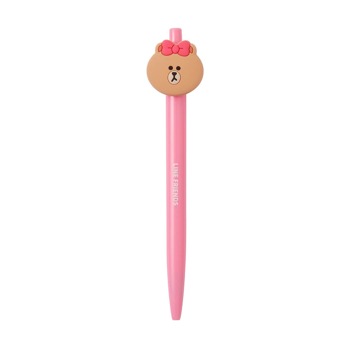 LINE FRIENDS CHOCO Gel Pen