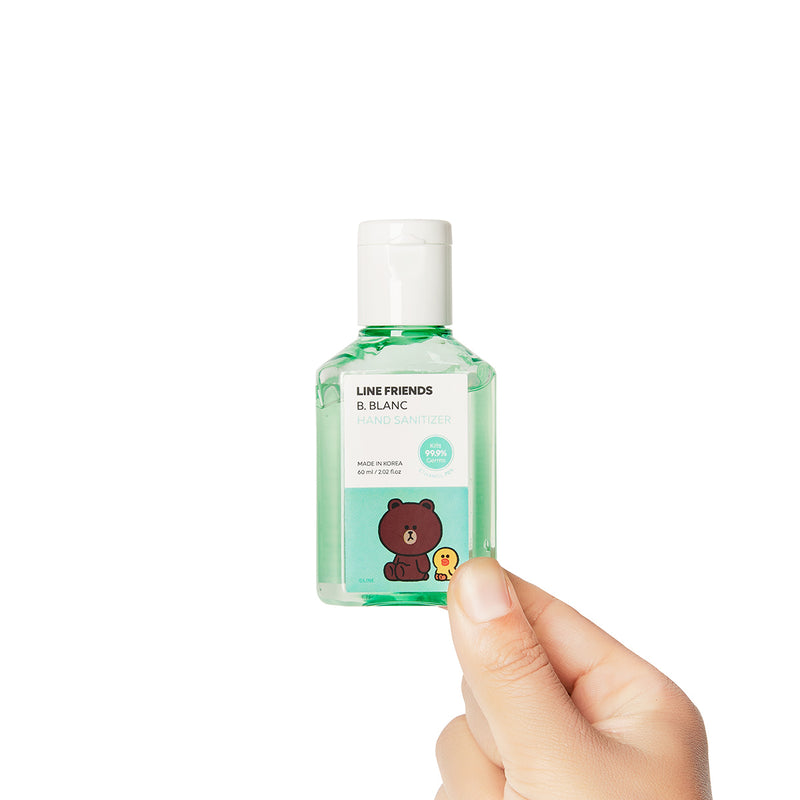 LINE FRIENDS BROWN X B. BLANC Hand Sanitizer