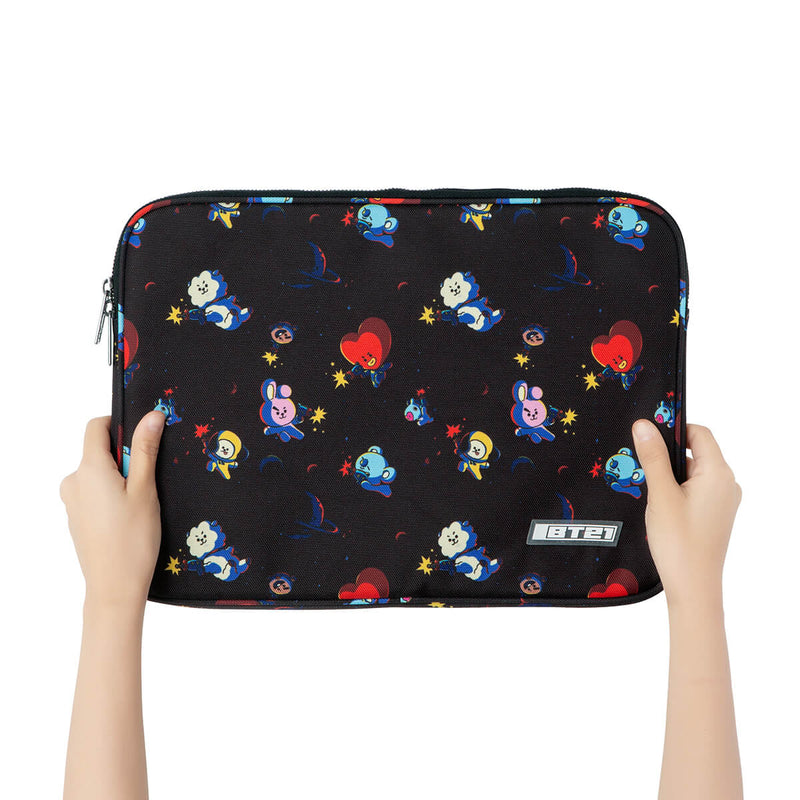 BT21 Space Squad Laptop Sleeve 13 inch