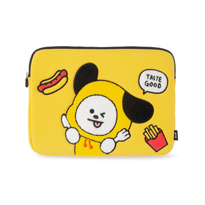 BT21 CHIMMY Bite Ppogeul Laptop Sleeve 13""