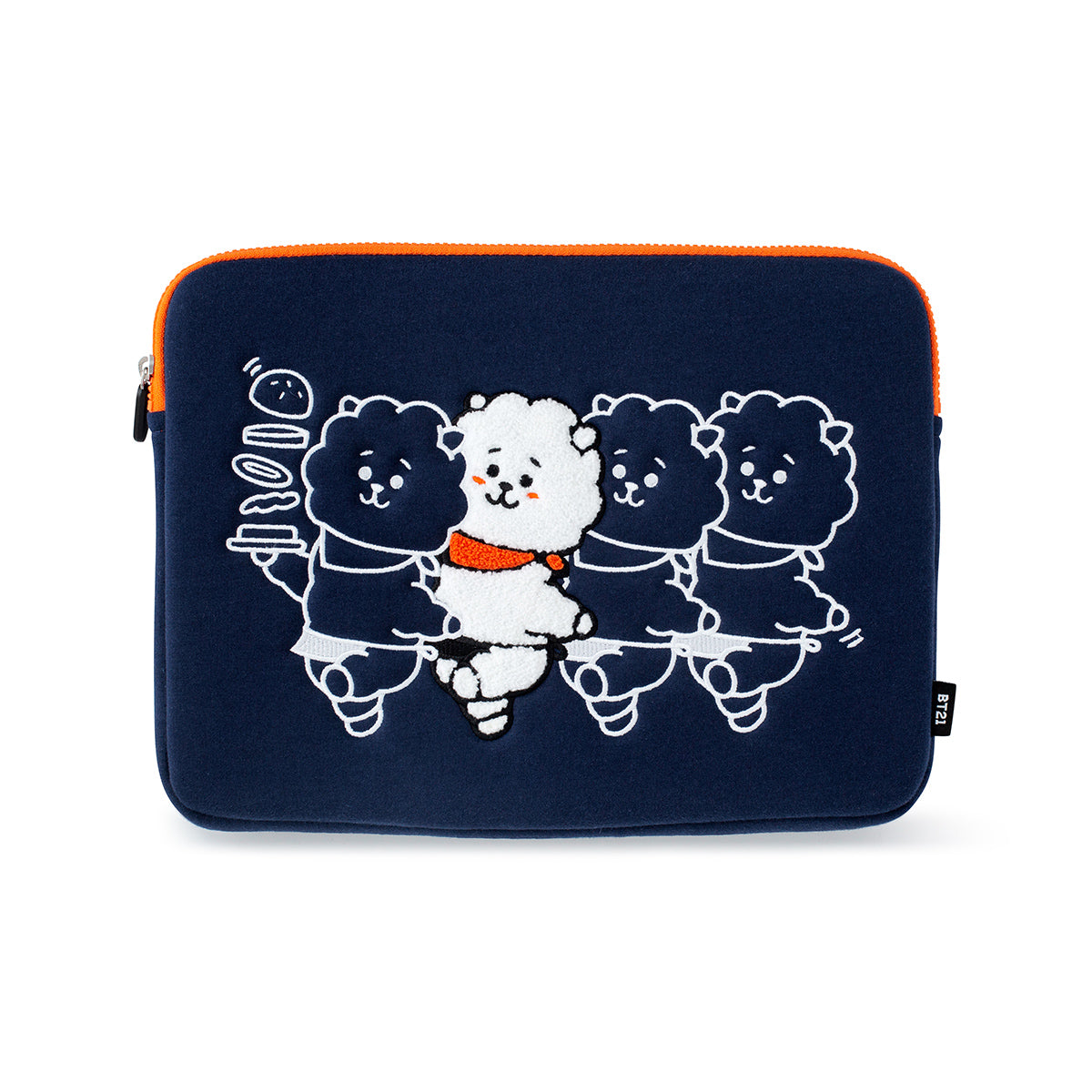 BT21 RJ Bite Ppogeul Laptop Sleeve 13""