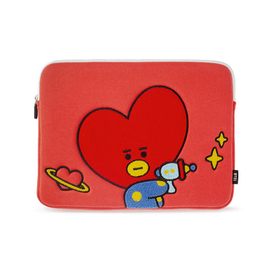 BT21 TATA Bite Ppogeul Laptop Sleeve 13""