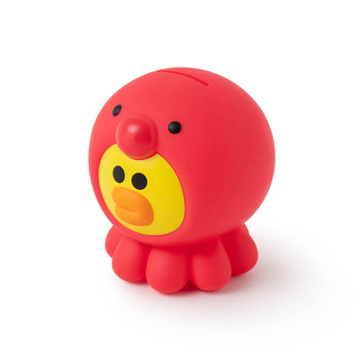 LINE FRIENDS OCTI SALLY Coin Bank