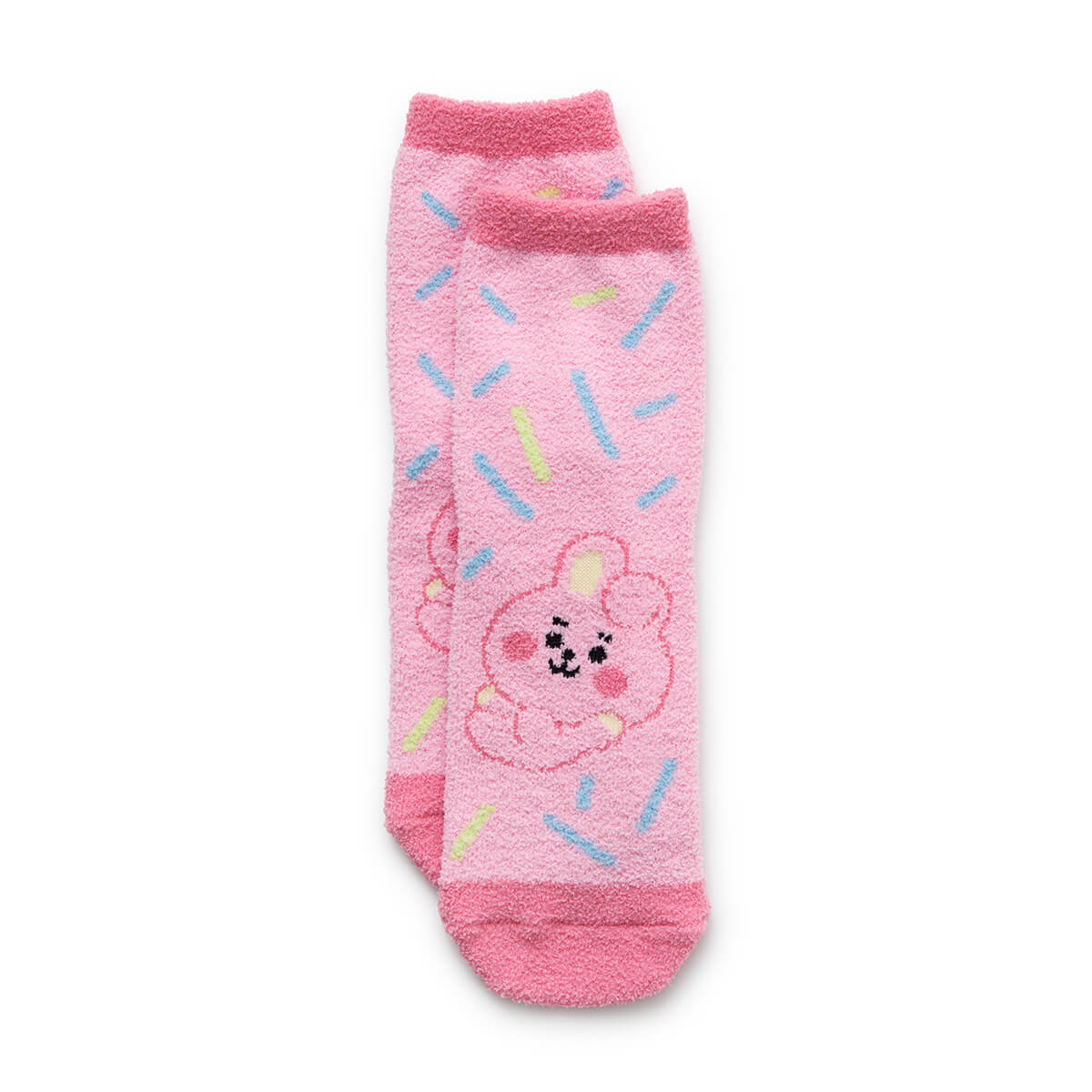 BT21 COOKY Baby Adult Sleep Socks