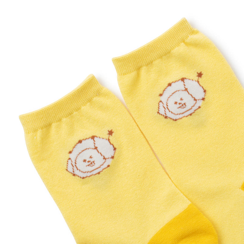 BT21 CHIMMY Universtar Quarter Socks