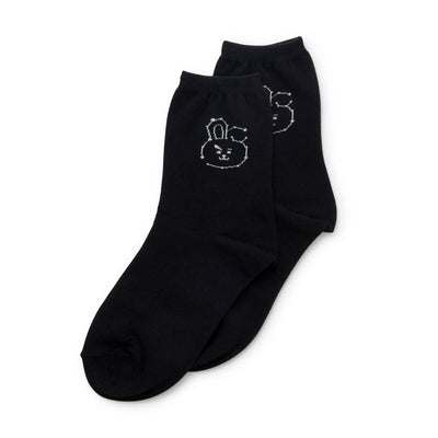 BT21 COOKY Universtar Adult Socks 23-27cm