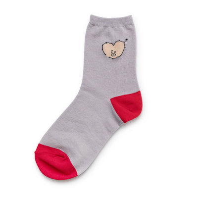 BT21 TATA Universtar Adult Socks 23-27cm