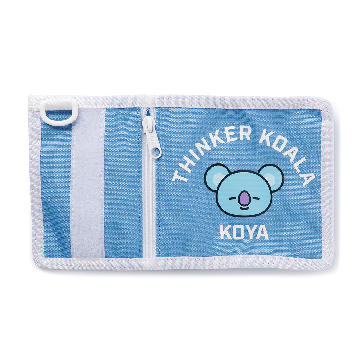 BT21 KOYA Folding Bifold Wallet