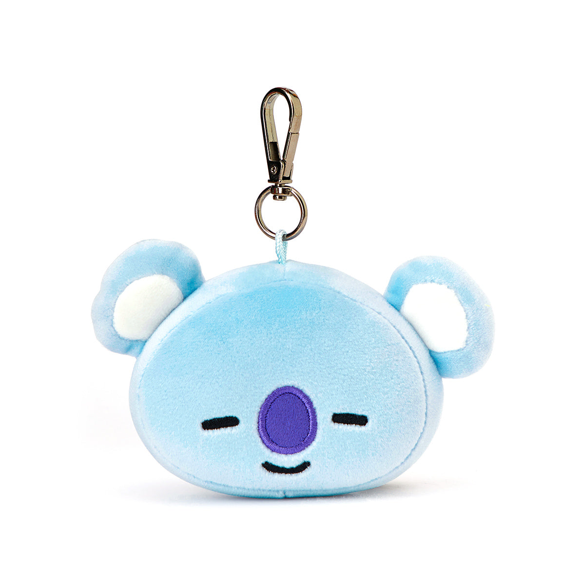 BT21 KOYA Face Plush Keychain