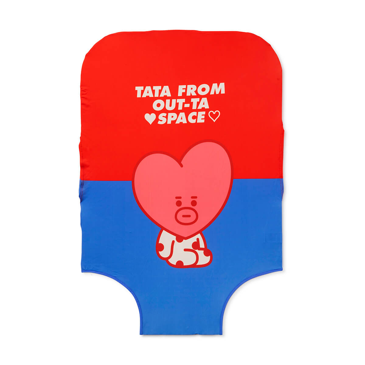 BT21 TATA Luggage Cover 28 Inch